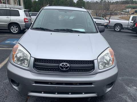 2005 Toyota RAV4 for sale at DDN & G Auto Sales in Newnan GA