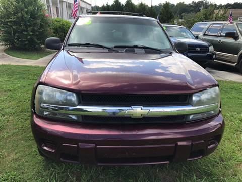 2006 Chevrolet TrailBlazer for sale in Newnan, GA