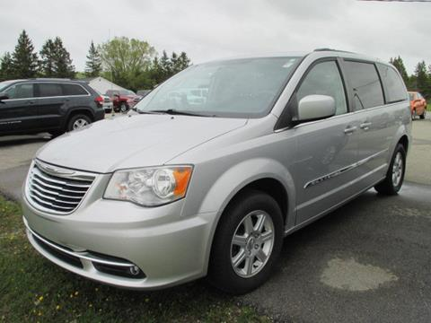 2012 Chrysler Town and Country for sale in Pickford, MI