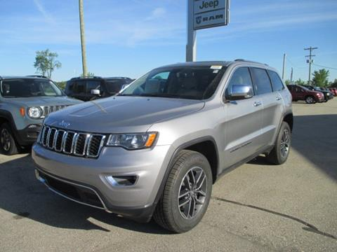 2017 Jeep Grand Cherokee for sale in Pickford, MI