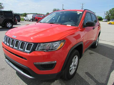 2017 Jeep Compass for sale in Pickford, MI