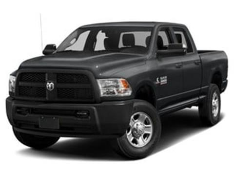 2018 RAM Ram Pickup 3500 for sale in Pickford, MI