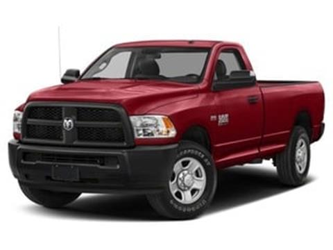2018 RAM Ram Pickup 2500 for sale in Pickford, MI