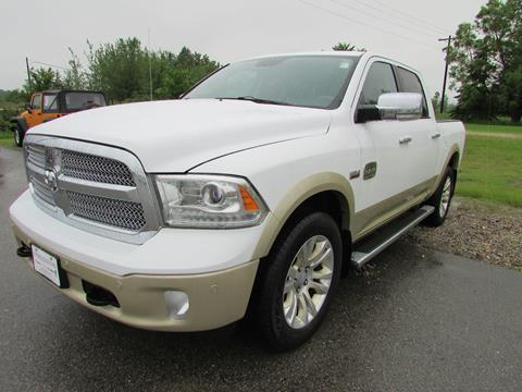 2014 RAM Ram Pickup 1500 for sale in Pickford, MI