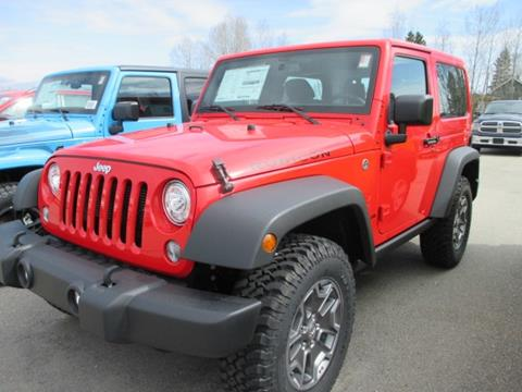 2017 Jeep Wrangler for sale in Pickford, MI