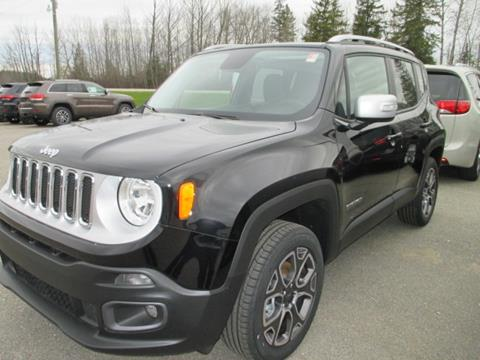 2017 Jeep Renegade for sale in Pickford, MI
