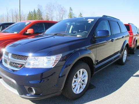 2017 Dodge Journey for sale in Pickford, MI