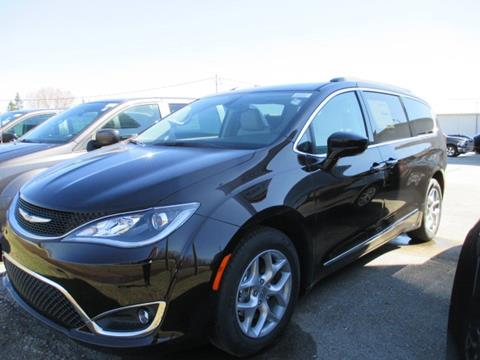 2017 Chrysler Pacifica for sale in Pickford, MI