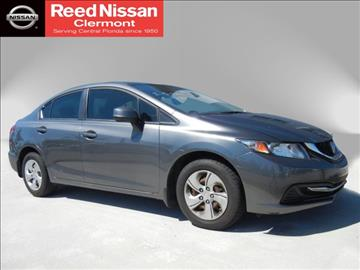 2013 Honda Civic for sale in Orlando, FL