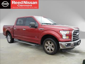 2015 Ford F-150 for sale in Orlando, FL