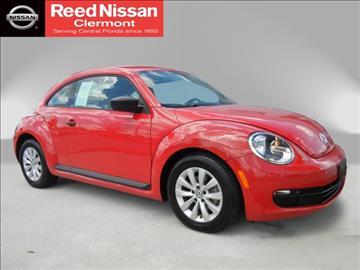 2015 Volkswagen Beetle for sale in Orlando, FL