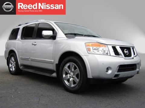 2014 Nissan Armada for sale in Orlando, FL