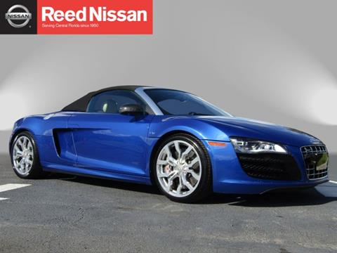 2012 Audi R8 for sale in Orlando, FL