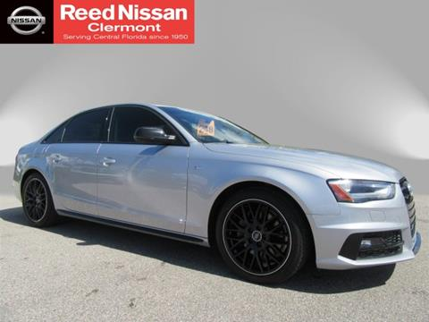 2016 Audi A4 for sale in Orlando, FL