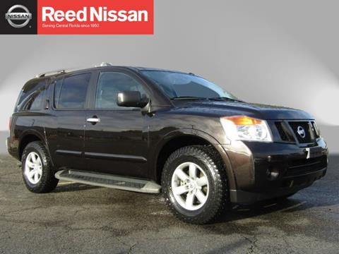 2015 Nissan Armada for sale in Orlando, FL