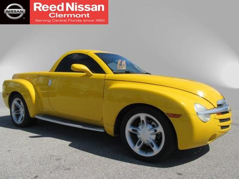 2004 Chevrolet SSR for sale in Orlando, FL