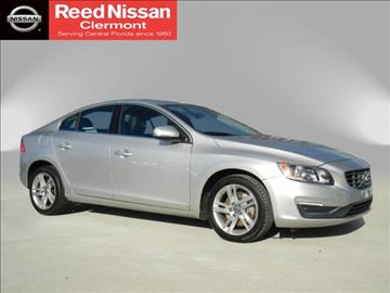 2014 Volvo S60 for sale in Orlando, FL