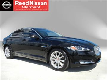 2015 Jaguar XF for sale in Orlando, FL
