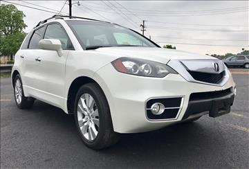 2010 Acura RDX for sale in Fredericksburg, VA