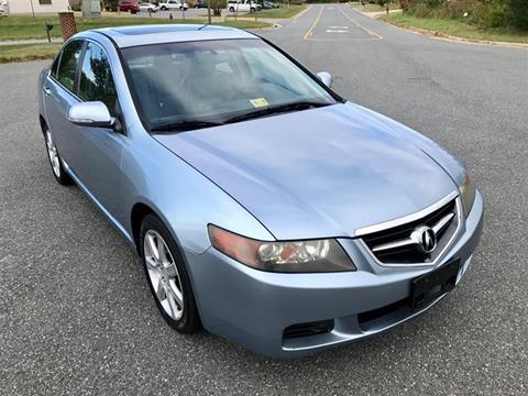 2004 Acura TSX for sale in Fredericksburg, VA