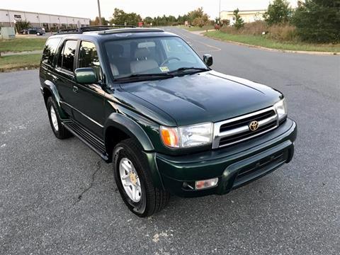 1999 Toyota 4Runner for sale in Fredericksburg, VA