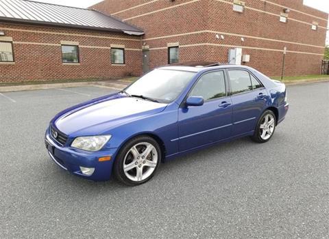 2003 Lexus IS 300 for sale in Fredericksburg, VA