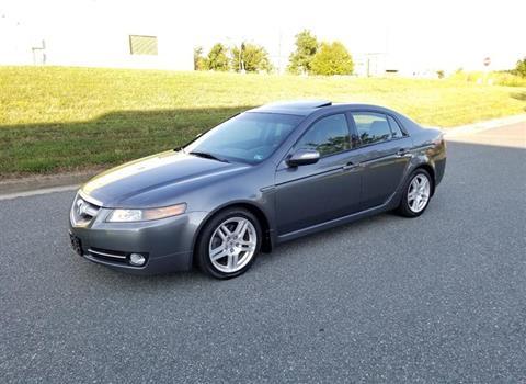 2008 Acura TL for sale in Fredericksburg, VA