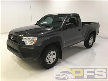 2012 Toyota Tacoma for sale in Peoria, AZ