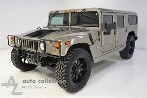 2002 HUMMER H1 for sale in Peoria, AZ