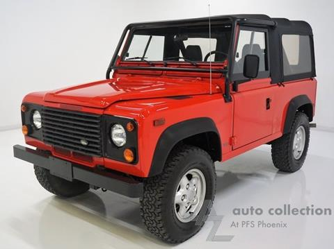 1997 Land Rover Defender for sale in Peoria, AZ