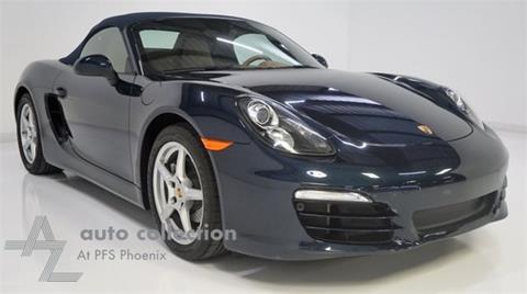 2014 Porsche Boxster for sale in Peoria, AZ