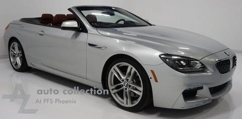 2014 BMW 6 Series for sale in Peoria, AZ