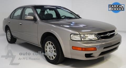 1998 Nissan Maxima for sale in Peoria, AZ