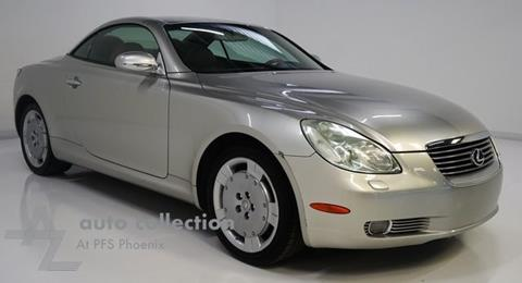 2002 Lexus SC 430 for sale in Peoria, AZ