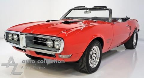 1968 Pontiac Firebird for sale in Peoria, AZ