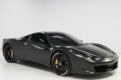 Ferrari 458 Italia For Sale In Indiana Pa Carsforsale