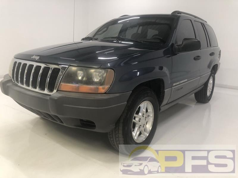 2002 Jeep Grand Cherokee For Sale At Precision Fleet Services Phoenix In  Peoria AZ
