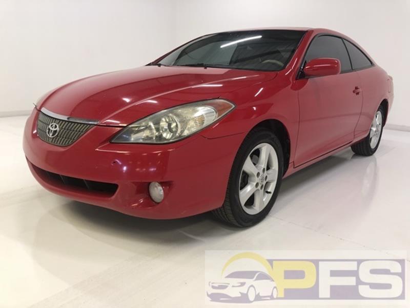 2005 Toyota Camry Solara For Sale At Precision Fleet Services Phoenix In  Peoria AZ