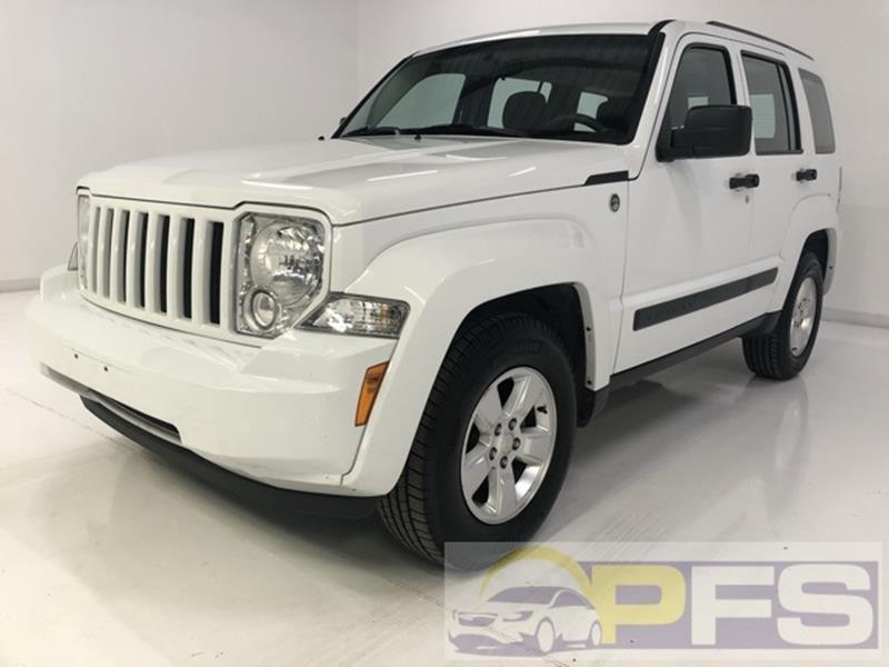 2012 Jeep Liberty For Sale At Precision Fleet Services Phoenix In Peoria AZ