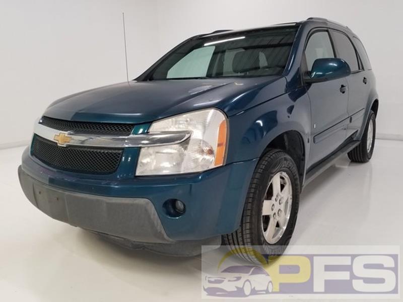 Charming 2006 Chevrolet Equinox For Sale At Precision Fleet Services Phoenix In  Peoria AZ