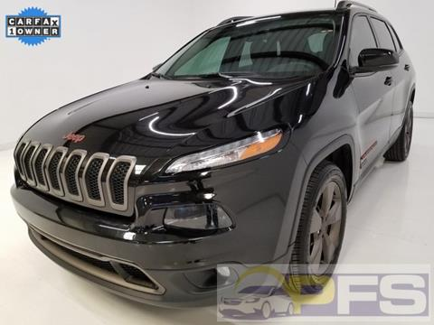 2016 Jeep Cherokee for sale in Peoria, AZ