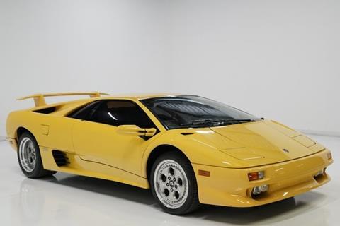 Used Lamborghini Diablo For Sale In St Thomas Vi Carsforsale Com