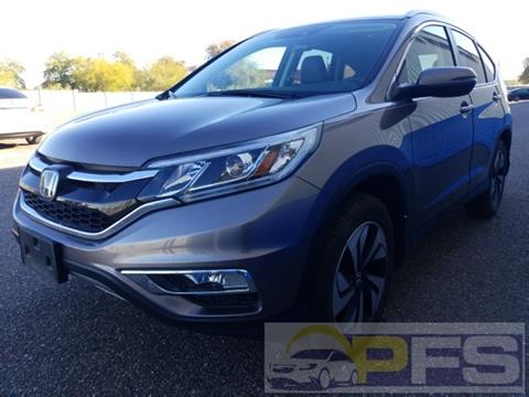 2015 Honda CR-V for sale in Peoria, AZ