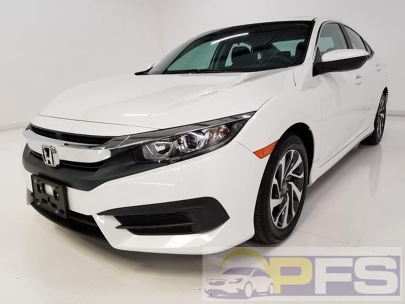 2016 Honda Civic for sale at Precision Fleet Services Phoenix in Peoria AZ