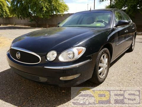 2005 Buick LaCrosse for sale at Precision Fleet Services Phoenix in Peoria AZ