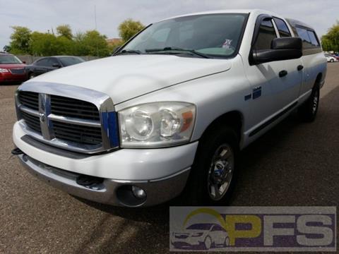 2007 Dodge Ram Pickup 2500 for sale at Precision Fleet Services Phoenix in Peoria AZ