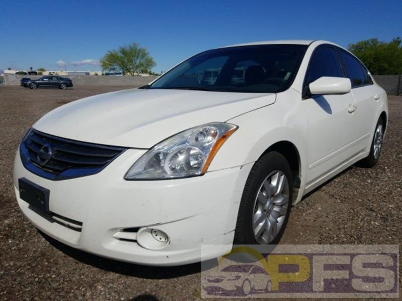 2011 Nissan Altima for sale at Precision Fleet Services Phoenix in Peoria AZ