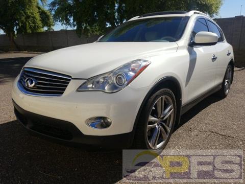 2011 Infiniti EX35 for sale in Peoria, AZ
