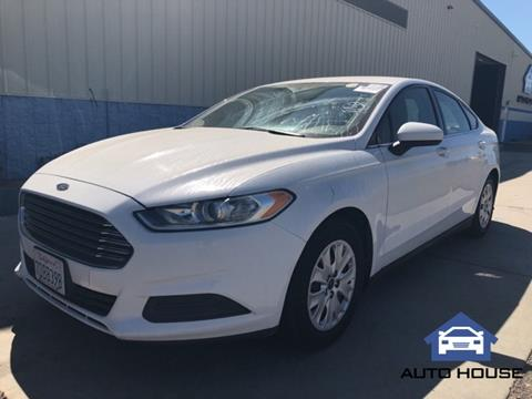 2014 Ford Fusion for sale in Peoria, AZ