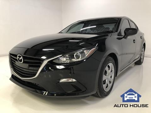 2016 Mazda MAZDA3 for sale in Peoria, AZ